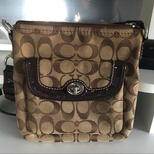 Coach Cross Body Bag Purse